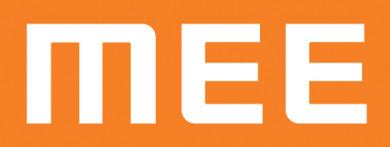 MEE logo pms1 158 U