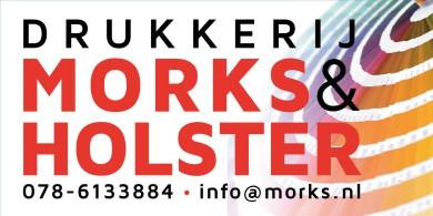 Drukkerij Morks Holster Logo